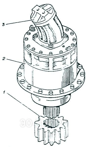 ЭО-5126 - Редуктор