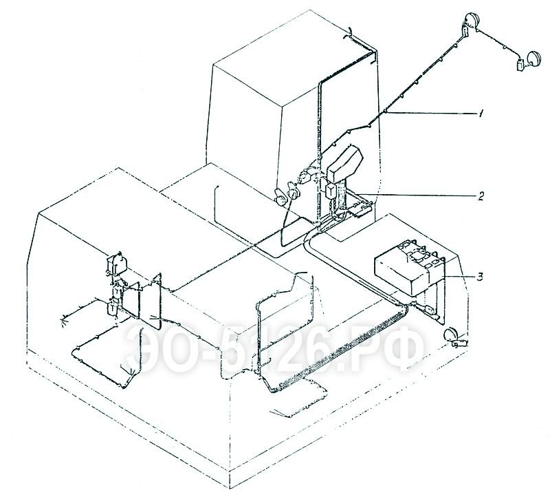 ЭО-5126 - Электрооборудование