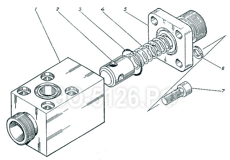ЭО-5126 - Клапан обратный