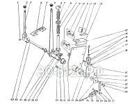 Рычаги управления ЭО-5126
