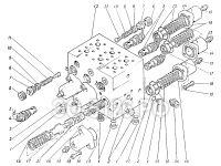 Гидроаппарат гидромоторов ЭО-5126