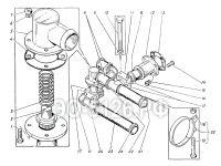 Трубопроводы сливные ЭО-5126