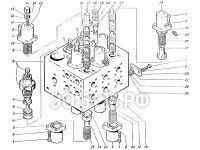 Гидроаппарат гидроцилиндров ЭО-5126