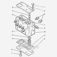 ЭО-5126 Блок золотников