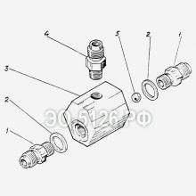 ЭО-5126 Клапан
