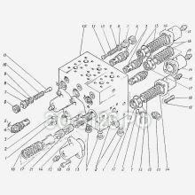 ЭО-5126 Гидроаппарат гидромоторов