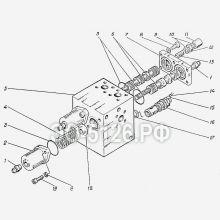 ЭО-5126 Гидроаппарат регулирующий