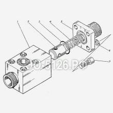 ЭО-5126 Клапан обратный