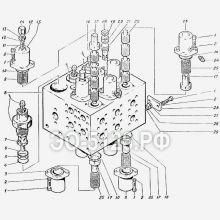 ЭО-5126 Гидроаппарат гидроцилиндров
