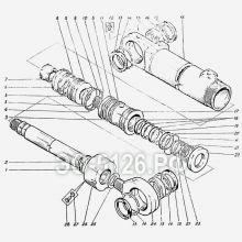ЭО-5126 Гидроцилиндр стрелы