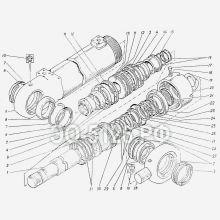 ЭО-5126 Гидроцилиндр рукояти