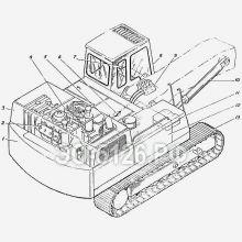 ЭО-5126 Экскаватор одноковшовый