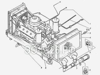 Установка силовая ЭО-5126