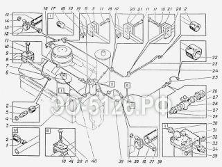 Система топливная ЭО-5126