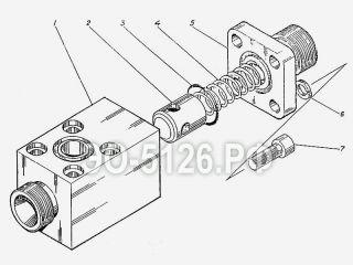 Клапан обратный ЭО-5126